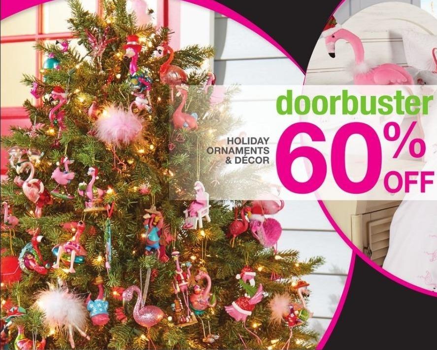 Bealls Florida Black Friday: Holiday Ornaments & Decor, Select Styles - 60%  Off - Bealls Florida Black Friday: Holiday Ornaments & Decor, Select