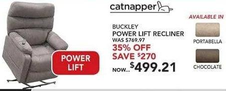 Outstanding Pc Richard Son Black Friday Catnapper Buckley Power Lift Gamerscity Chair Design For Home Gamerscityorg