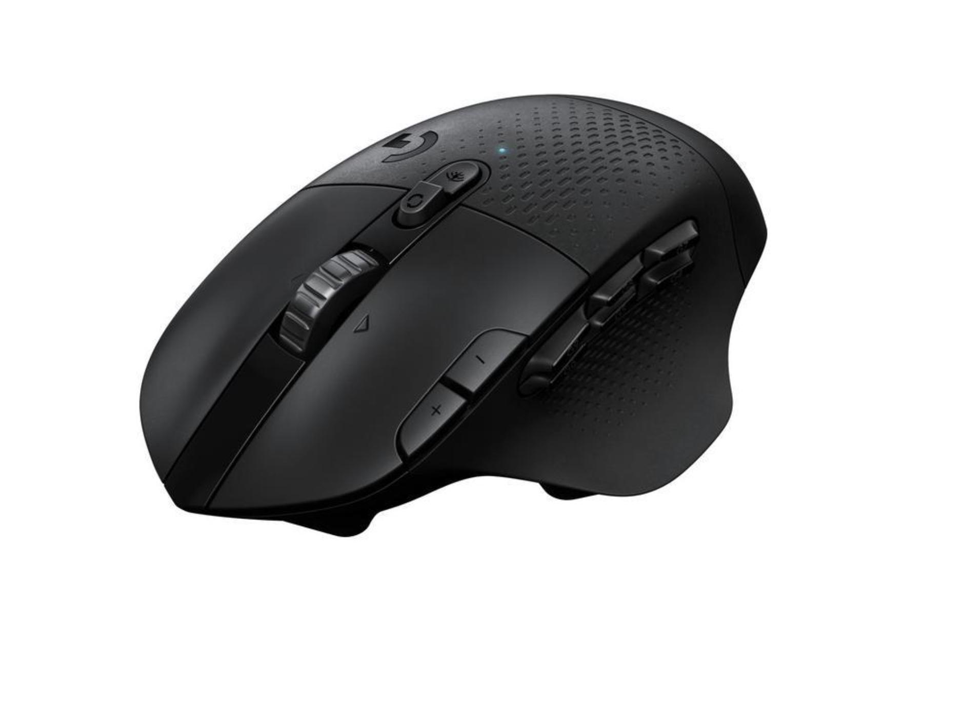 Newegg Black Friday Logitech G604 Lightspeed Wireless Gaming Mouse For 44 99