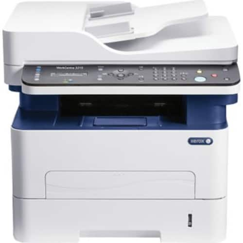 Xerox® WorkCentre 3215NI Black and White Laser All-in-One Printer $99 Reg. $259.99