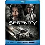 Serenity [Blu-ray] $5 at frys.com