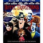 Hotel Transylvania (Blu-ray/3D/DVD) + $7.50 Pixels Movie Cash  $10 + Free Store Pick-Up