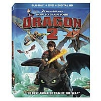 Target Deal: How to Train Your Dragon 2 (Blu-ray + DVD + Digital HD UltraViolet) for $10 FS at target