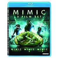 Amazon Deal: Mimic 3 Film Set (Mimic / Mimic 2 / Mimic 3) [Blu-ray] $7.88 FSSS