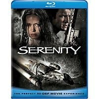 Frys Deal: Serenity [Blu-ray] $5 at frys.com