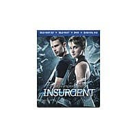 Best Buy Deal: Insurgent 3D (Best Buy Exclusive SteelBook / The Divergent Series / Blu-ray 3D + Blu-ray + DVD + Digital Copy) $19.99 at bestbuy