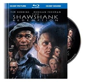 The Shawshank Redemption (Blu-ray Book Packaging) $7.50 FSSS or FS with prime