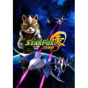 Star Fox Zero + Star Fox Guard - Nintendo Wii U $21.90 FSSS or FS with prime (lowest price)