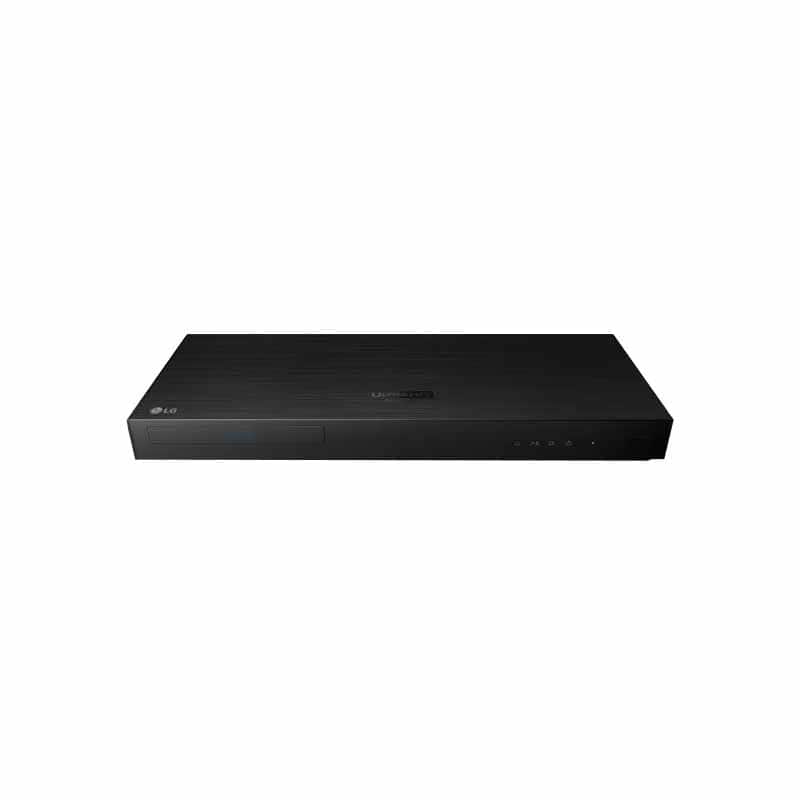 LG UP970 4K Ultra-HD Blu-ray Player with HDR Compatibility (2017 Model) $109 with promo code free in store pickup at frys