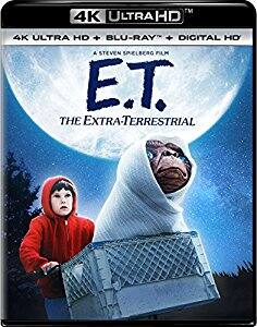 E.T. The Extra-Terrestrial (4K Ultra HD + Blu-ray + Digital HD) $12.99 FSSS or FS with prime
