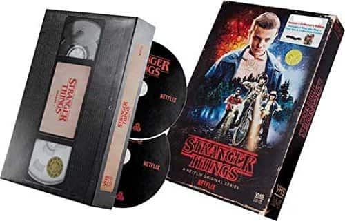 Stranger Things: Season 1 (Target Exclusive Collector's Edition / Blu-ray + DVD) $15 free in store pickup at target