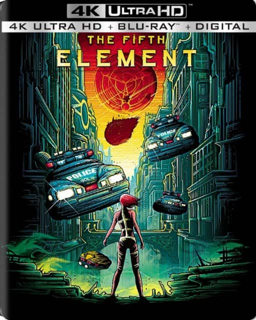 THe Fifth Element (Best Buy Exclusive SteelBook / 4K Ultra HD + Blu-ray + UltraViolet) $9.99 @ bestbuy (deal is back)