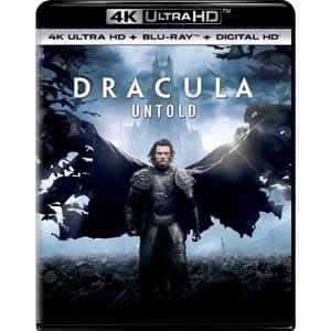 Dracula Untold, Van Helsing, The Magnificent Seven (4K Ultra HD + Blu-ray + Digital HD) $9.99 each at frys