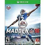 Madden 16 49.99 (xbox 1) Ebay/Buy.com
