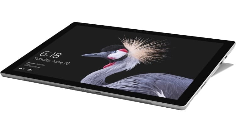 Microsoft Surface Pro (Certified Refurbished) - Intel Core i7 / 512GB SSD / 16GB RAM $1169