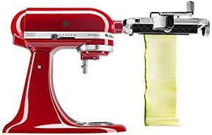KitchenAid KSMSCA Vegetable Sheet Cutter, Metallic $68.35