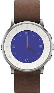 Pebble Time Round Silver for $114 on Amazon