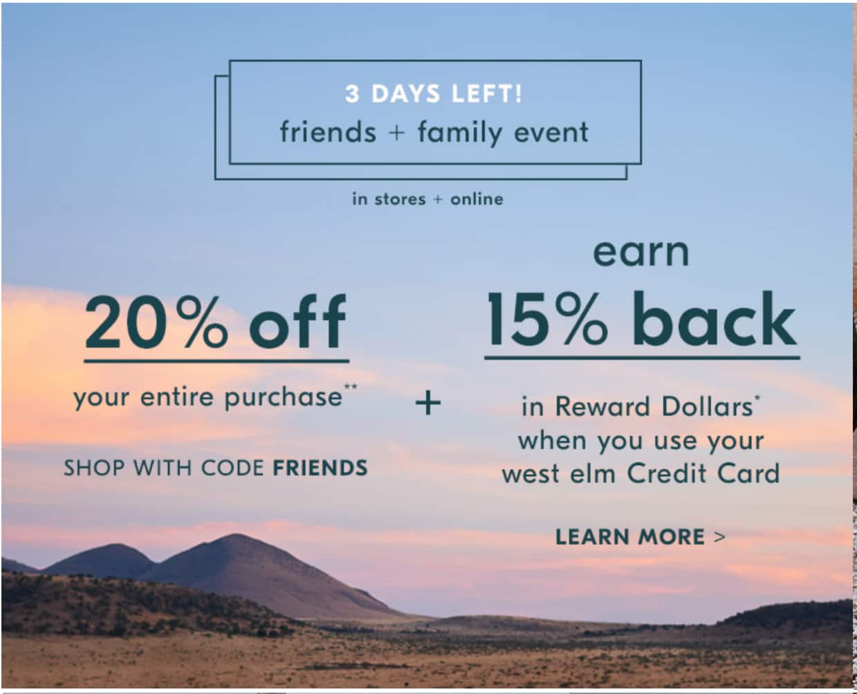 WEST ELM FREE SHIPPING COUPON CODE 2019