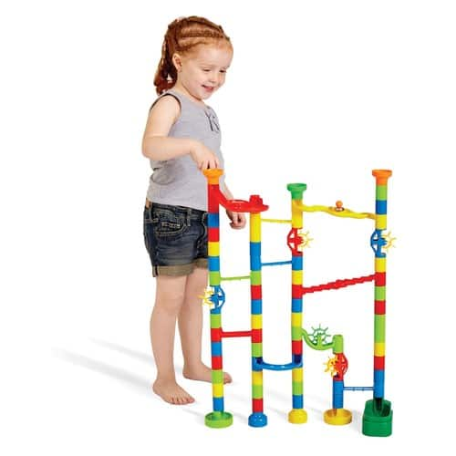 Kohl's Cardholders: Edushape Marbulous Marble Run 100 Piece Set $20.29 with Free Shipping Today Only 11/10