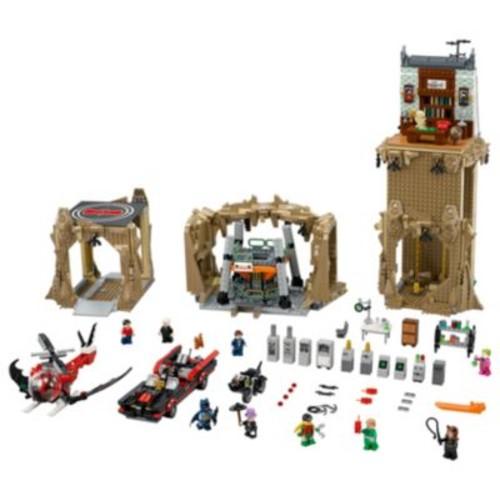 LEGO Super Heroes: Batman Classic TV Series Batcave + Free Lego Fountain $199.99
