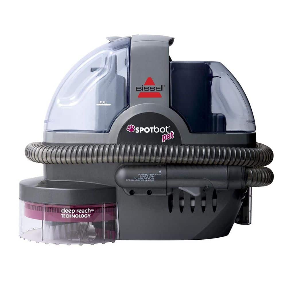 BISSELL SpotBot Pet Portable Carpet & Upholstery Cleaner Shampooer $59.99