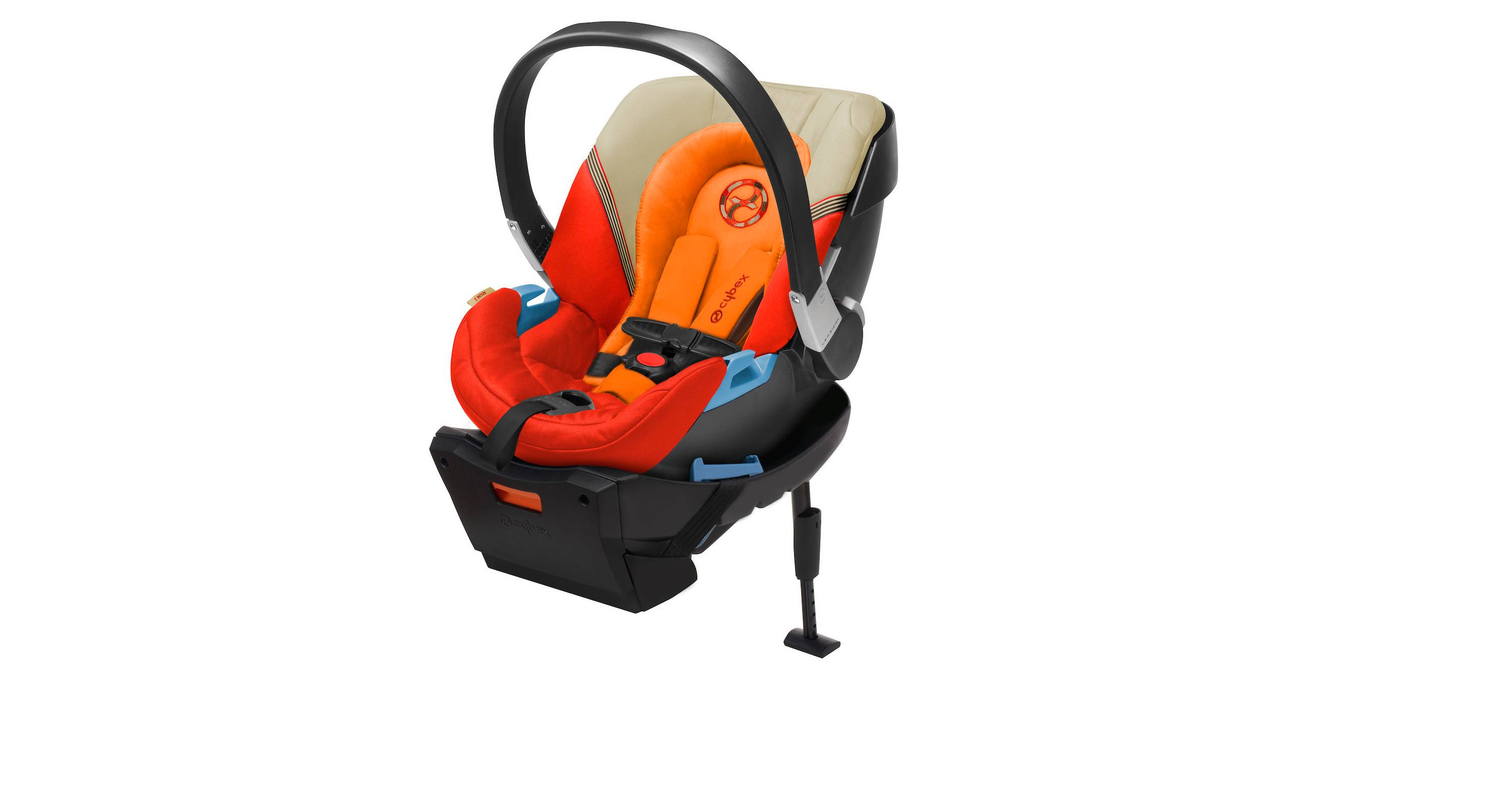 CYBEX Aton 2 Infant Car Seat In Orange For 130