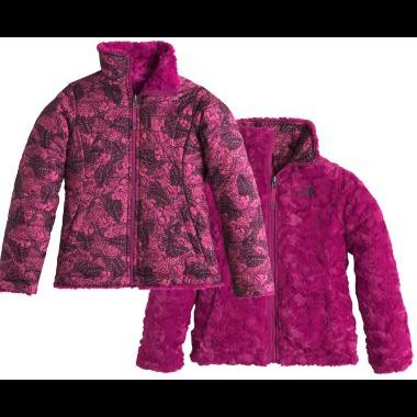 adde8f3c7683 Select Sizes The North Face Girls  Reversible Mossbud Swirl Jacket  29.88