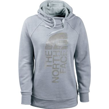 The North Face Women's French Terry Trivert Pullover Hoodie in XL $9.88