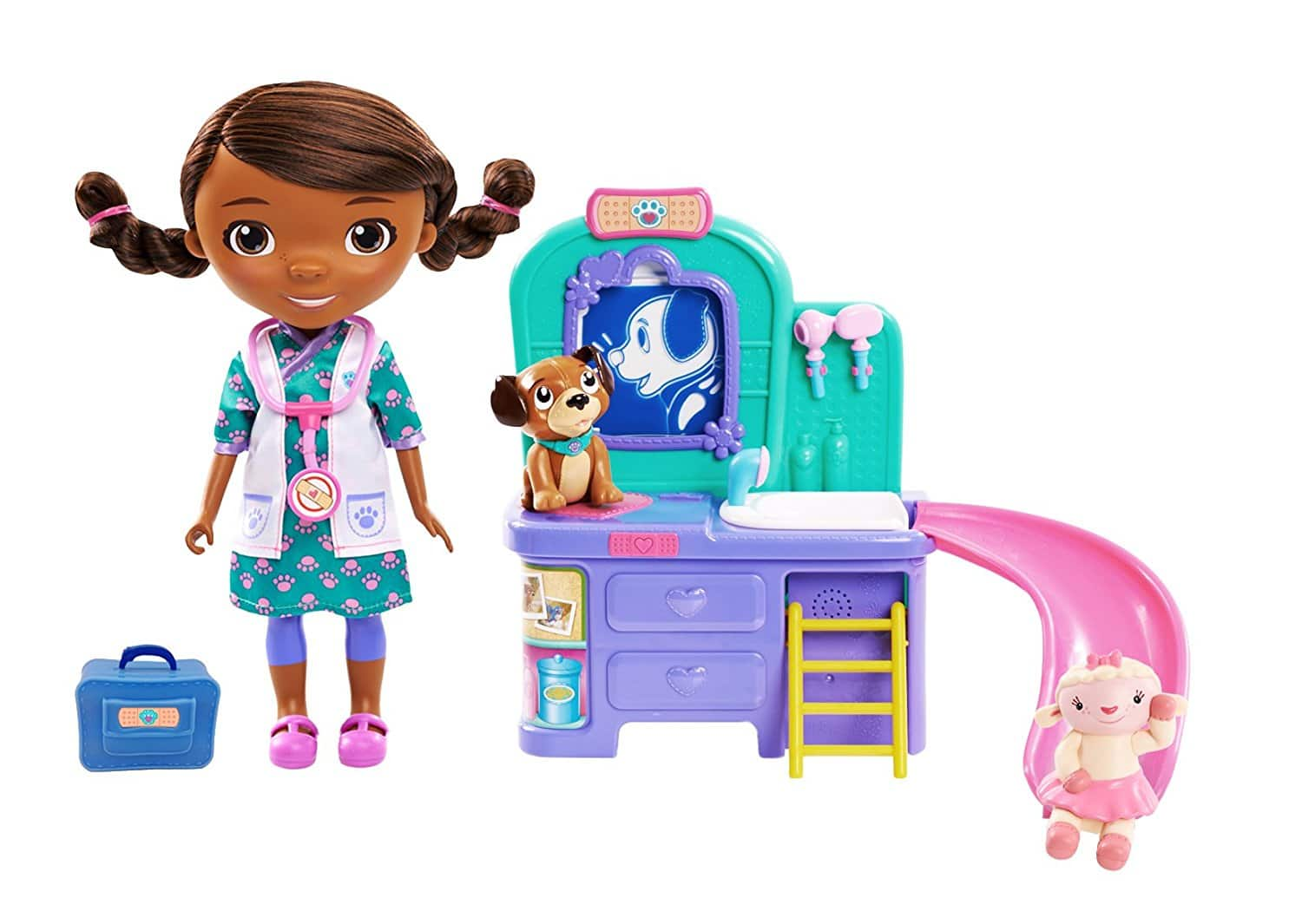 Doc McStuffins Pet Clinic Doll $12.47 Free Shipping with Prime