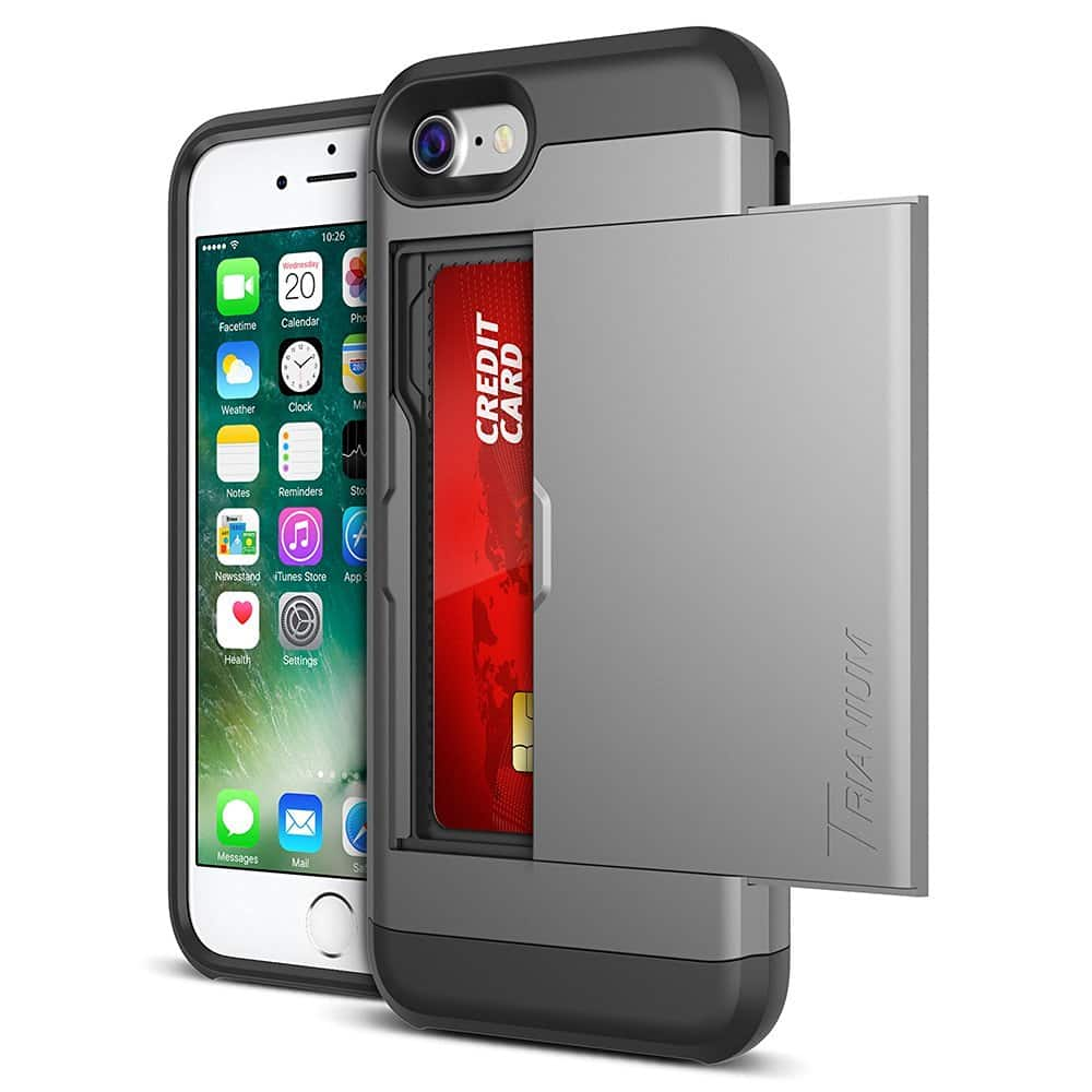 iPhone Wallet Case - $1