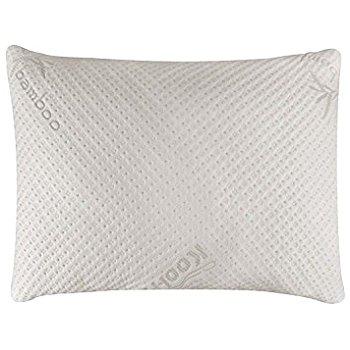 Coop Home Goods Memory Foam Pillow: Queen $39, Standard $35.75 & More + Free S&H