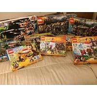 Walmart Deal: YMMV Clearance LEGO sets from Walmart (most marked down 3/1/14)