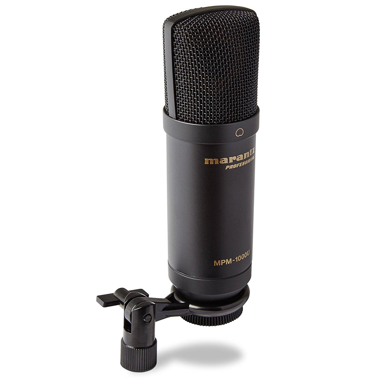 Marantz Professional MPM-1000U USB Condenser Microphone $13.99 @ Amazon with Prime Savings + Amex Play Promo