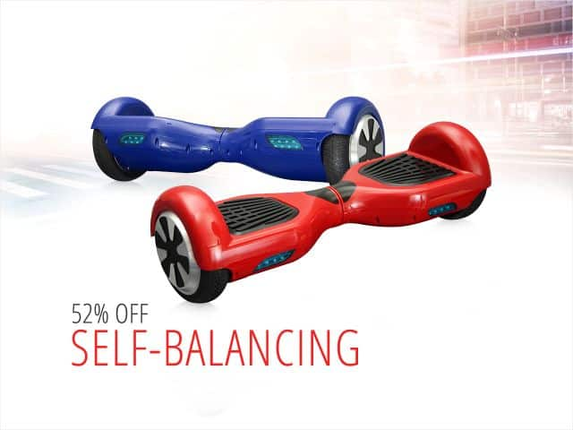 Self-Balancing Scooters for $239.99 + FS (or $214.99 with Visa Checkout) at Newegg