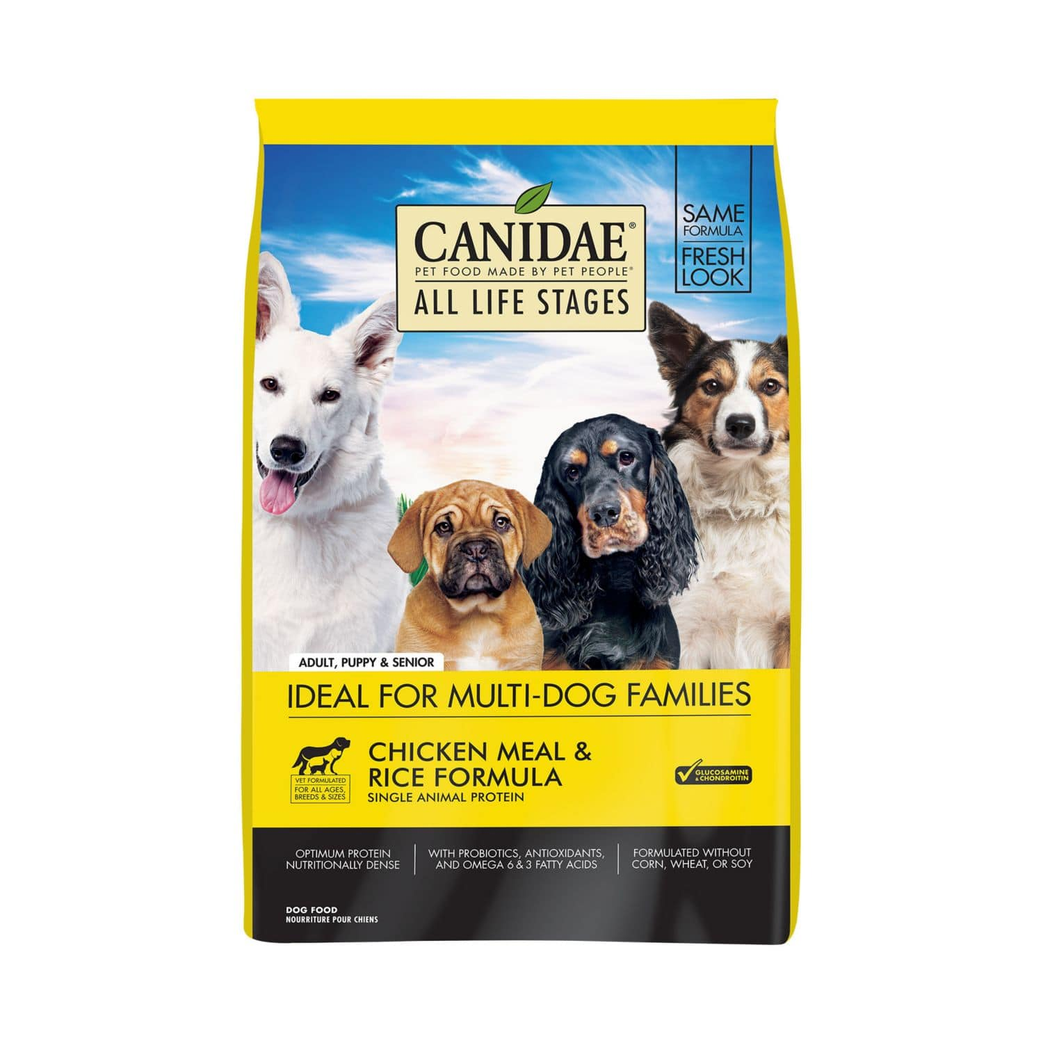 Free 5lb. Canidae Dog Food - Tractor Supply  In Store Only Neighors Club (Free to Join) Coupon YMMV