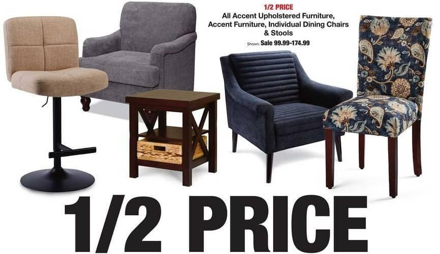 Exceptionnel Fred Meyer Black Friday: All Accent Upholstered Furniture, Accent Furniture,  Individual Dining Chairs