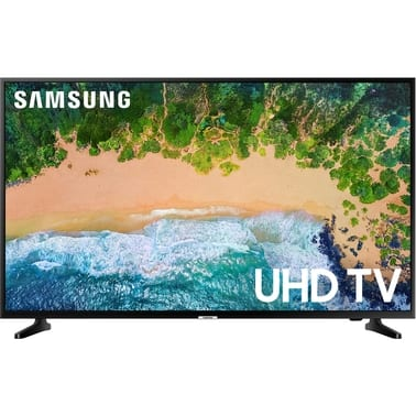 """50"""" Samsung 4K HDR 60Hz Smart TV UN50NU6900 at AAFES A/C - Military Only + F/S $229"""