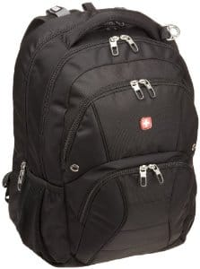 SwissGear SA1908 (Black) ScanSmart Backpack Fits Most 17 Inch Laptops  $30.26 AC Amazon