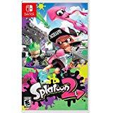 AWD: Nintendo Switch Splatoon 2 $39.50