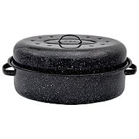 Kmart Deal: Graniteware 18 inch covered roaster $11.99 or 13 inch $12.95 + $5 in points Free store pickup @ kmart