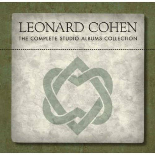 Complete Studio Albums Collection by Leonard Cohen for 21.77 or maybe less with old non rush credits $21.77