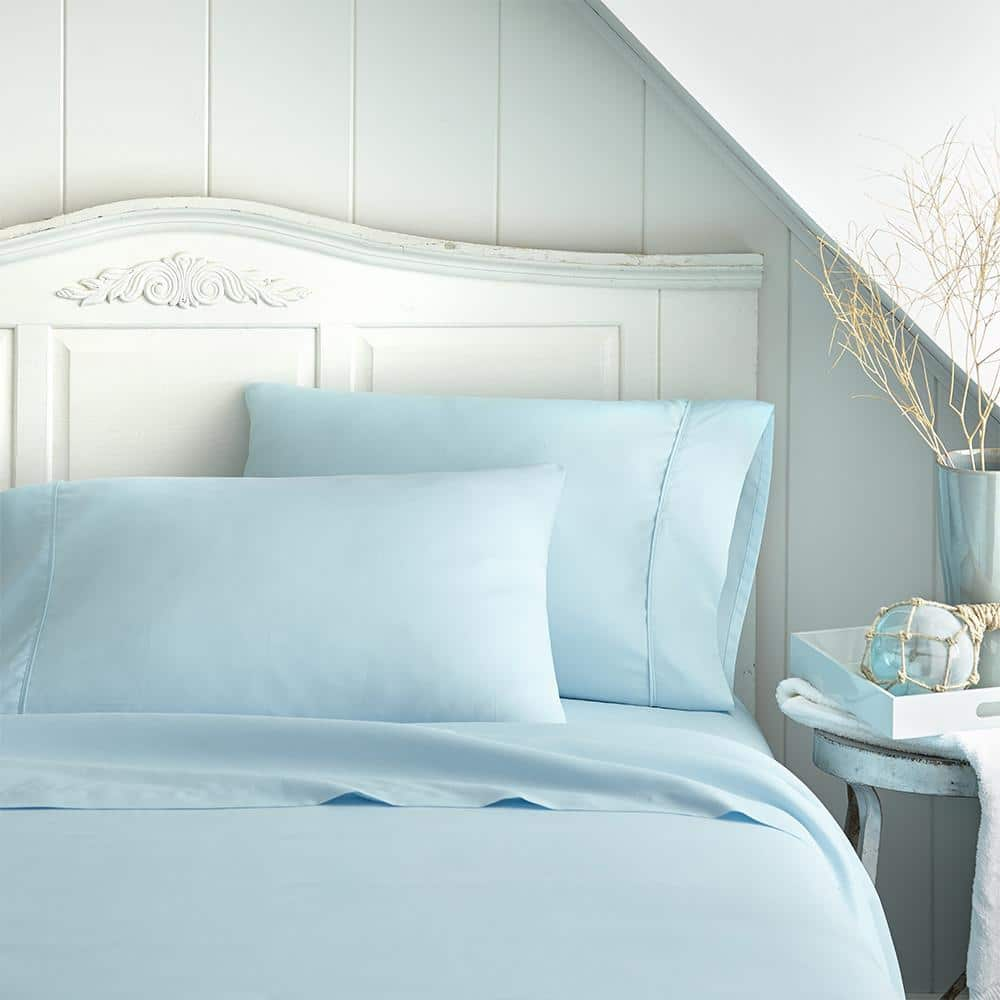 4-Piece Sheet Set- Various Colors - $17.55 - $26.55 + Free Shipping @ Linens & Hutch