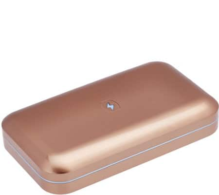 """As Is"" Phone Soap UV Sanitizeer & Charger  - $20 + $3 for Shipping @ QVC $18"