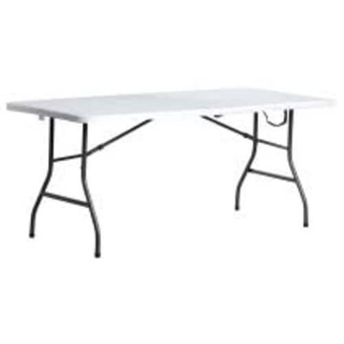 Living Accents 6ft Folding Table -$29.99 - Folding Chair $11.99 + Free In Store Pickup @ Ace Hardware