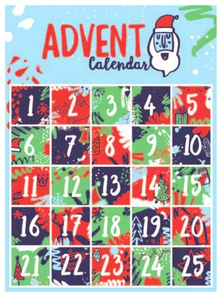 Free Advent Calendar just pay Shipping @ IWOOT $4