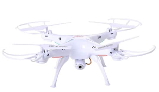 Syma X5SW WIFI FPV 2.4 GHz 4CH 6-Axis RC Quadcopter - $29.99 + Free Shipping @ Costway