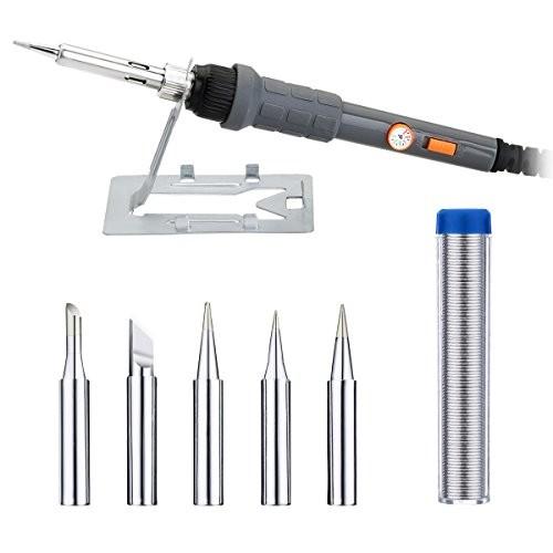 Soldering Iron Kit - $10.31 + Free Prime Shipping @ Amazon