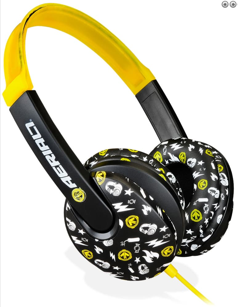 Aerial7 Arcade Children's Headphones - 4.97 + Free Shipping @ Unlimited Cellular $4.97