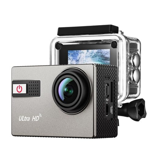 Vtin 4k Action Camera - $29.99 + Free Prime Shipping @ Amazon