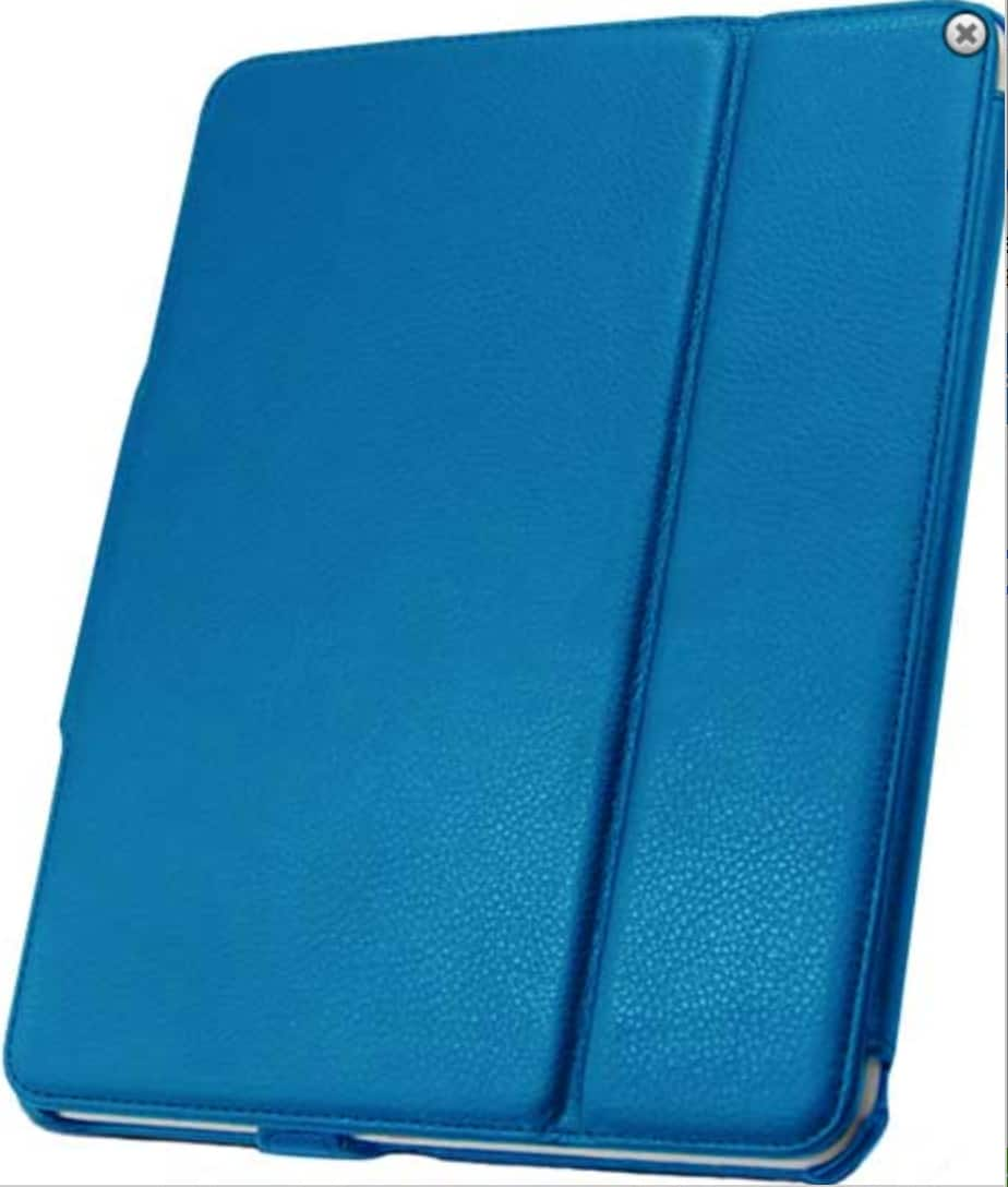 Leather Flip Book Case/Folio Case for Apple iPad - $5.97 + Free Shipping @ Unlimited Cellular